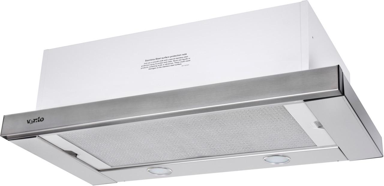 Витяжка Ventolux GARDA 60 INOX (800) LED