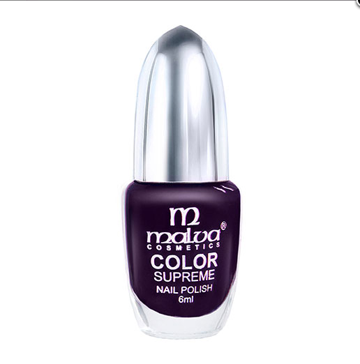Лак для ногтей М-007 Malva Cosmetics Color Supreme Nail Polish №83