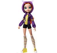 Кукла  Бэтгерл от девушки до супер героя DC Super Hero Girls: Teen to Super Life Batgirl Doll