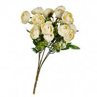 """Букет """"Розы кустовые белые"""""""