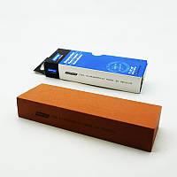 Точильный камень Norton India Bench Stone 6х2х1 дюймов Fine оранжевый арт.10497