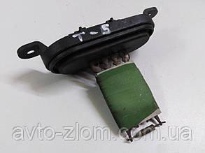 Резистор, реостат печки Volkswagen Transpoter, T5.