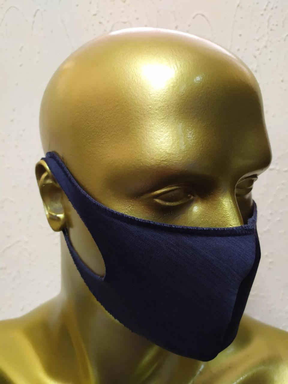 Пітта-маска NeoStripe неопренова багаторазова з оверложенными краями реальна наявність (NS100300)