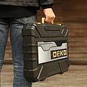 Набор инструментов DEKO DKMT168 для строителей, автослесарей, сантехников, для дома, фото 2
