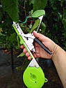 Професійний степлер (тапенер) Sujineng для підв'язки винограду, малини, квітів, фото 3