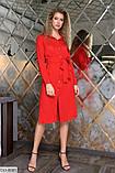 Стильное платье   (размеры 50-56) 0236-44, фото 2
