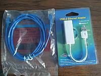 Сетевая карта  USB внешний Fast Ethernet карты RJ45  USB2.0 + кабель для xiaomi ТВ бокса