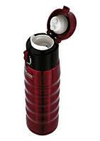 Термос 0,5 л, BubbleSafe, червоний