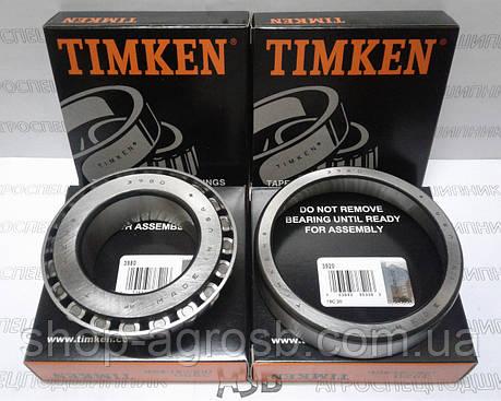 Подшипник TIMKEN 3980/3920, фото 2