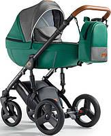 Детская универсальная коляска 2 в 1 Verdi Orion 04 Dark green (Верди Орион)