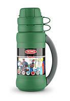 Термос 1 л, 34 -100 Premier, зелений