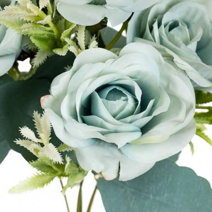 """Букет """"Голубые бутоны роз"""", фото 2"""
