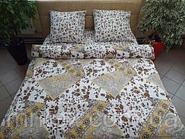 Комплект постельного белья поплин Калейдоскоп