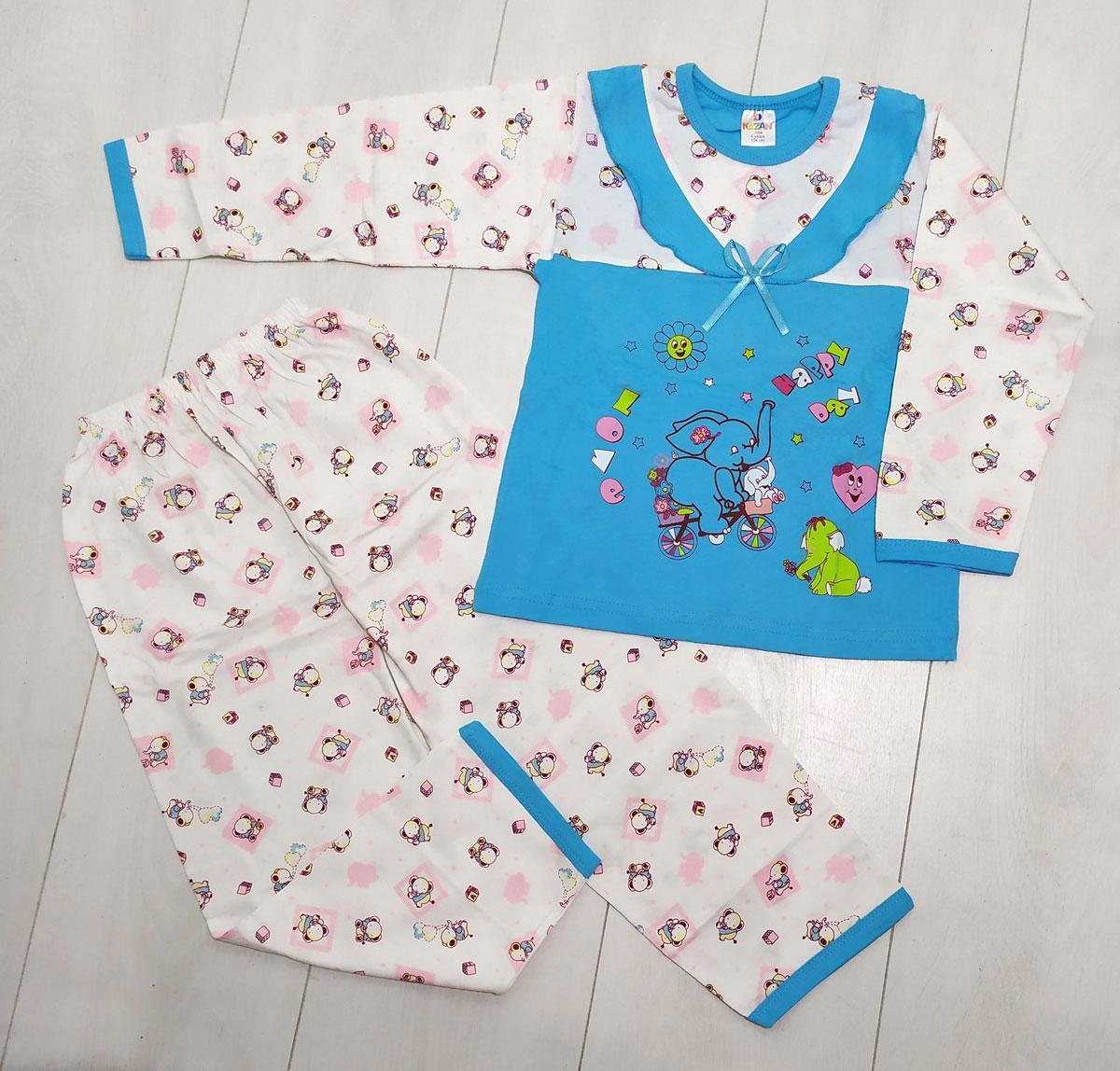 Пижама детская Kazan (размер 4)