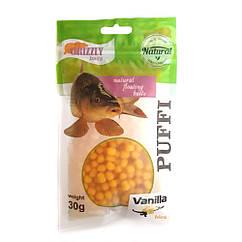Повітряне тісто Grizzly Baits Puffi Vanilla (Ваніль) 8мм 30г
