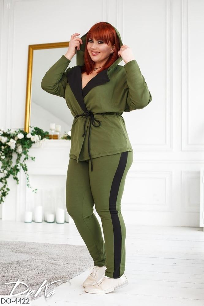 Стильный костюм   (размеры 50-56) 0236-63