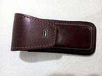 Чехол для складного ножа XXL на липучке (коричневый), фото 1