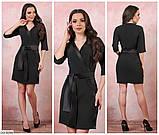 Стильное платье   (размеры 50-52) 0236-69, фото 3