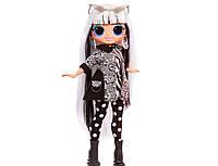 Кукла ЛОЛ ЗАВОДНАЯ МАЛЫШКА ОМГ серия НЕОНОВЫЕ ОГНИ - LOL Surprise Lights Прекрасная леди ОРИГИНАЛ!