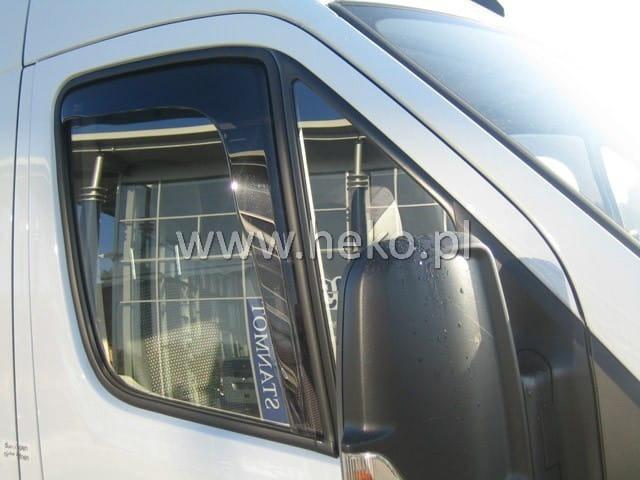 "Дефлекторы окон Ветровики Mers Sprinter/VW Crafter 06- скотч (по двери) ""AV-Tuning"""
