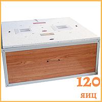 "Инкубатор ""Курочка ряба"" на 120 яиц  (цифровой терморегулятор) автоматический переворот, фото 1"