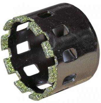 Алмазные коронки и адаптеры по керамограниту и кафелю