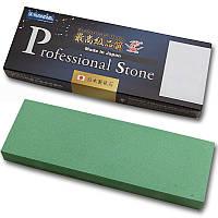 Абразивний точильний камінь для заточування NANIWA Professional 400 grit (210x70x20 мм)