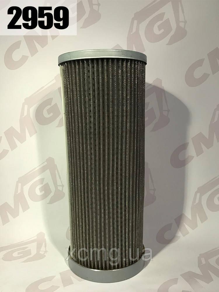 Фільтр гідравлічний QY20B XCMG