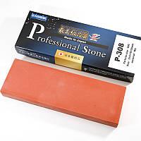Абразивний точильний камінь для заточування NANIWA Professional 800 grit(210x70x20 мм)