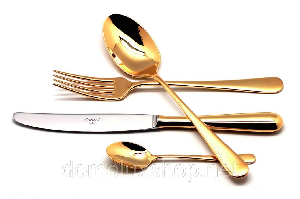 Cutipol Alcantara Gold Набор ложек столовых 6 шт (спак.AL.05 G)