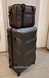 40×30×20 сумки ручнв поклажа на валізи чемоданы, фото 2