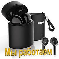 Беспроводные наушники блютуз гарнитура Bluetooth 5.0 Wi-pods X10 наушники с микрофоном Оригинал черные