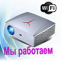 Проектор мультимедийный Full HD Wi-Fi стерео звук Vivibright Wi-light F40 домашний кинотеатр кинопроектор