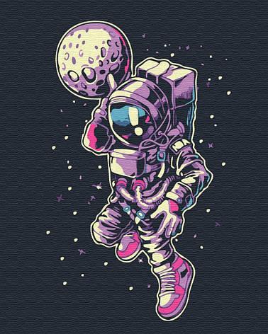 """Картина по номерам. Brushme """"Космический арт"""" GX34807, фото 2"""
