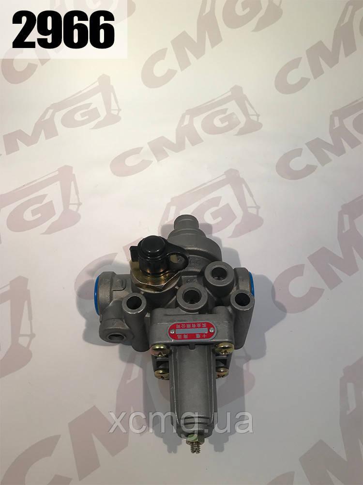 Клапан перепускний повітряний 55C0043 / JL990109010 навантажувача XG955