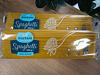 Макароны Спагетти PASTANI Spaghetti 500г из твердых сортов пшеницы