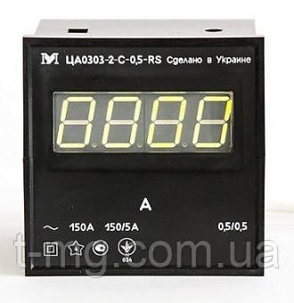 Амперметр цифровой ЦА0303