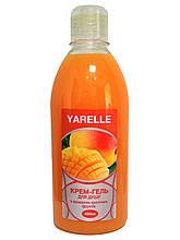 Крем-гель для душа «Тропические фрукты» 400мл YARELLE