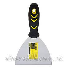 Шпательная лопатка Sigma нержавеющая профи 125мм (8320341)