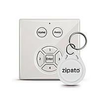 Умная панель доступа Zipato Mini RFID Keypad, Z-wave, 3V 2 x AA, белая (WT-RFID.EU)