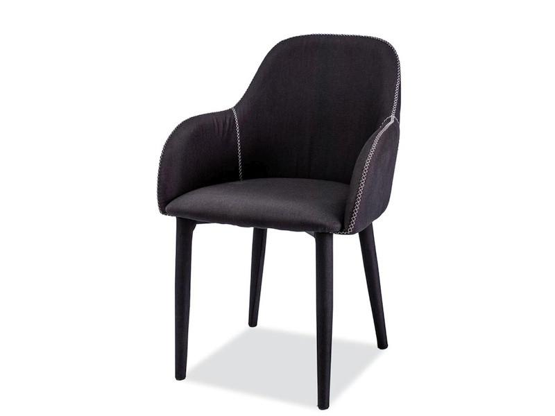 Кресло OSCAR черный (Signal)