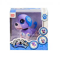 """Интерактивная игрушка """"Умный щенок"""" (сиреневый) DISON (E5599-1)"""