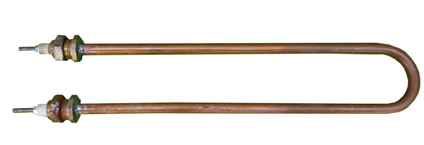 ТЭН для дистиллятора 2,5 КВТ Латунь