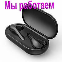 Беспроводные наушники блютуз наушники bluetooth гарнитура 5.0 Wi-pods M6S наушники с микрофоном Оригинал Черн