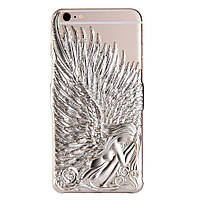 Накладка Angel Love Crazy Luxury case для iPhone 6 Gold