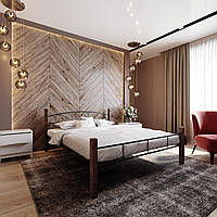 Кровать металлическая Октавия