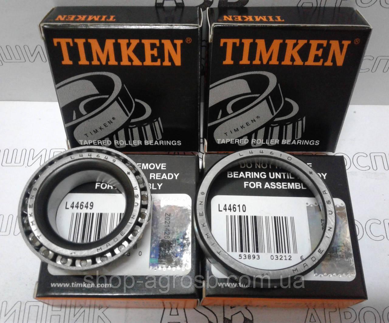 Підшипник TIMKEN L44643/L44610
