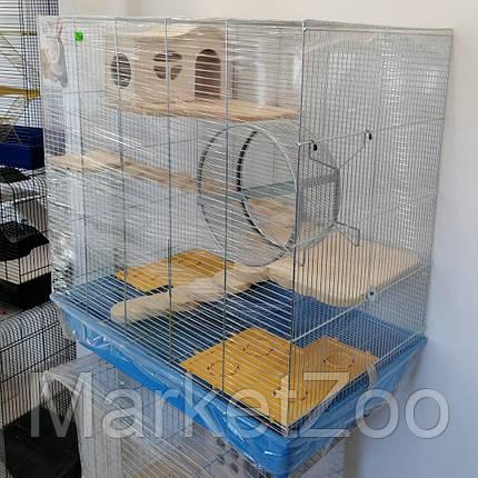 Клетка для шиншили дегу, фото 2
