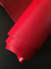 Кожа Флоренция красный, фото 2