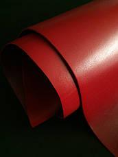 Кожа Флоренция красный, фото 3